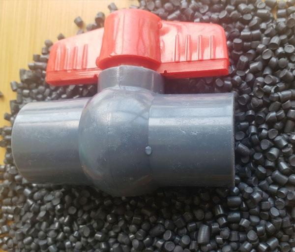硬质PVC塑料颗粒